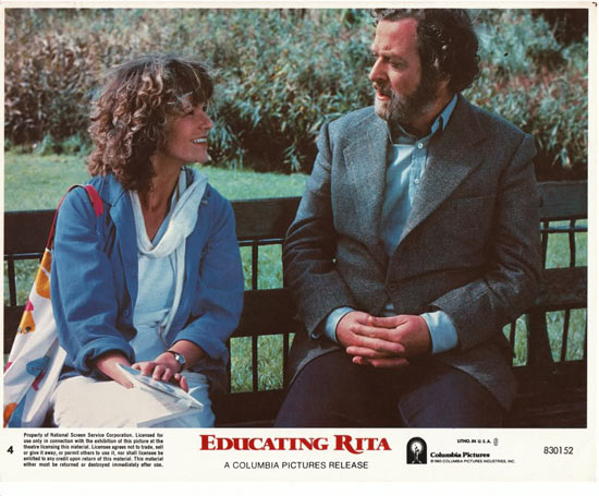 Educating Rita / L'éducation de Rita (1983)