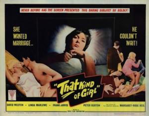 That Kind of Girl / Eva s'éveille à l'amour (1963)
