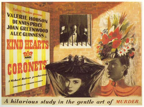 Kind hearts and Coronets / Noblesse oblige (1949)