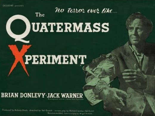 The Quatermass Xperiment / Le Monstre (1955)