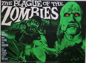 L'invasion des morts vivants (hammer)