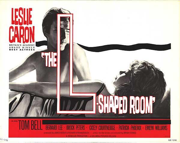 la chambre indiscrète / the l shaped room