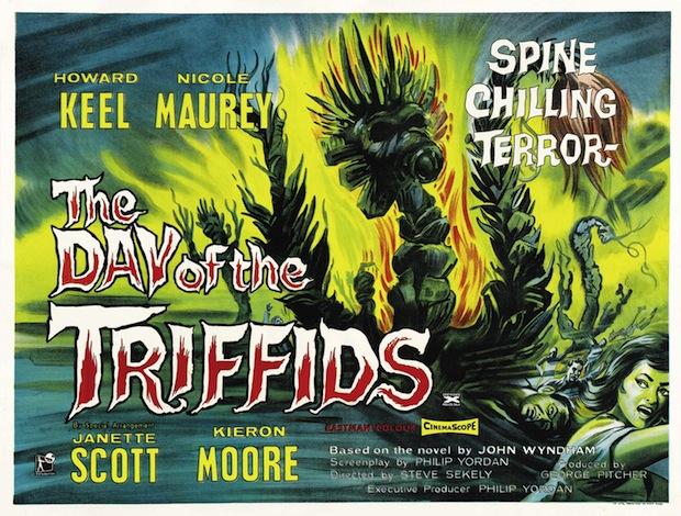The Day of The Triffids / La Révolte des Triffides (1962)