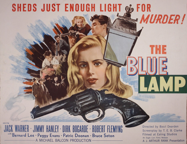 The Blue Lamp (1950) de Basil Dearden