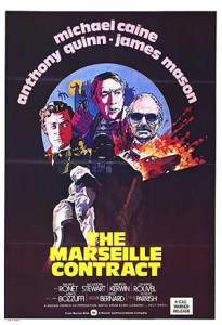 Affiche The Marseille Contract