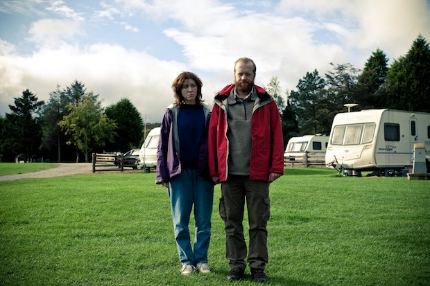 Sightseers / Touristes (2012)