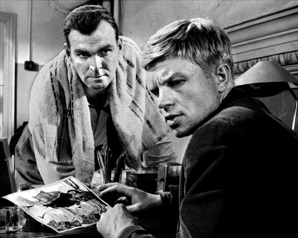 Blind Date / L'enquête de l'inspecteur Morgan (1959)