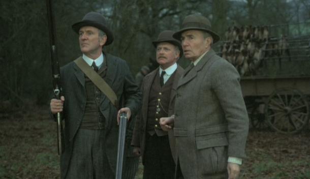 The Shooting Party / La partie de chasse (1985)