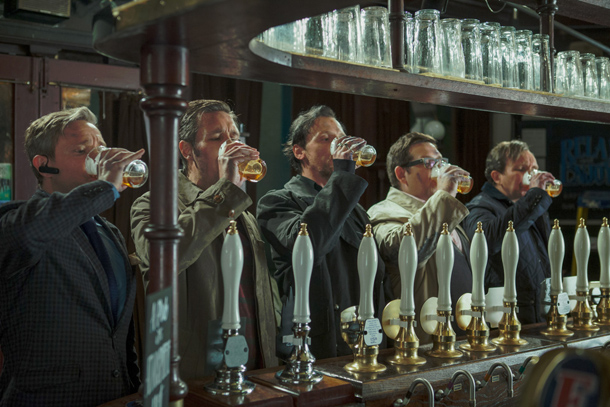 The World's End / Le dernier pub avant la fin du monde (2013)