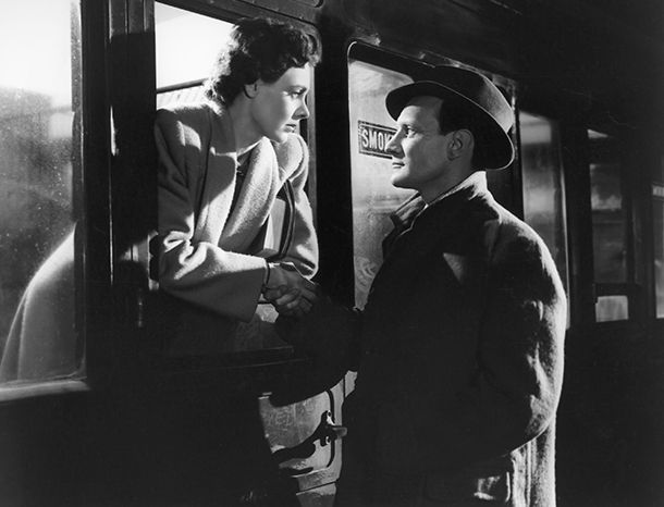 Brief Encounter / Brève rencontre (1945)