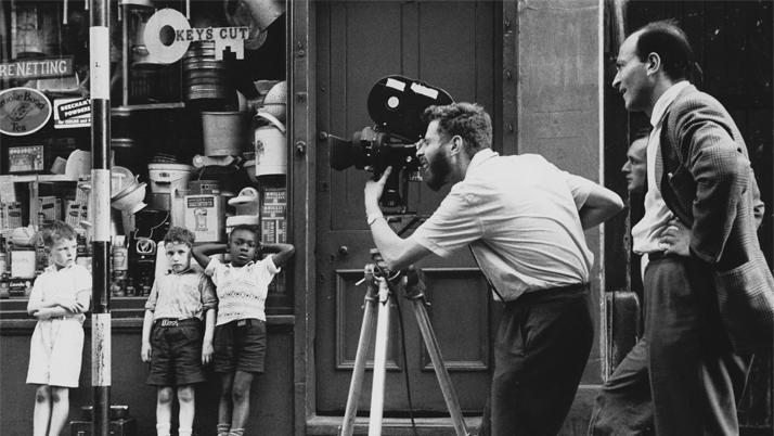 Free Cinema, le cinéma britannique libéré ?