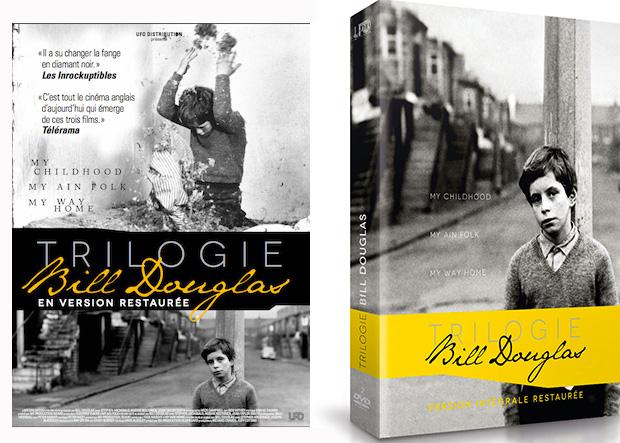 La trilogie Bill Douglas en DVD