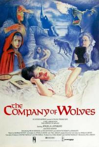 La compagnie des loups - Affiche