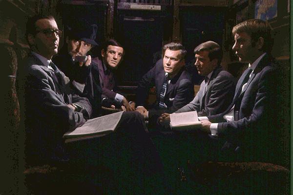 Dr. Terror's House of Horrors / Le train des épouvantes (1965)