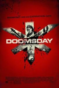 """Affiche de """"Doomsday"""" (2008)"""