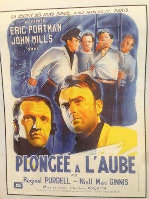 We Dive at Dawn / Plongée à l'aube (1943)