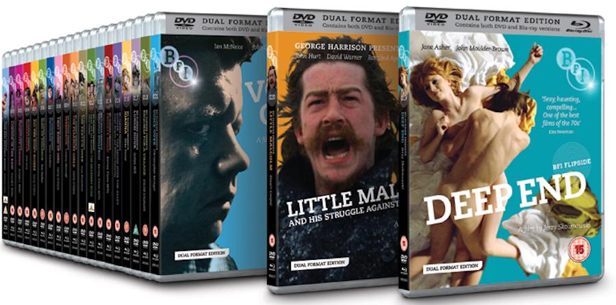 Edition. BFI Flipside, une collection (déjà) mythique