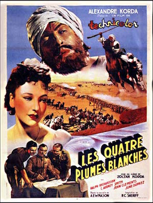 The Four Feathers / Les quatre plumes blanches (1939)