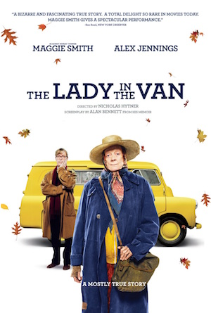 The-Lady-in-the-Van-Poster-Maggie-Smith