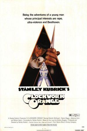 A Clockwork Orange / Orange mécanique (1971)