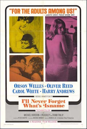 I'll Never Forget What's'isname (1967)