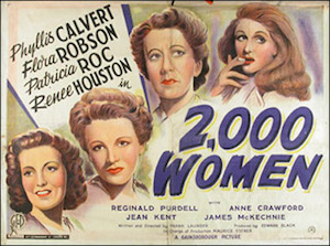 Two Thousand Women / POW : Prisonnières de guerre (1944)