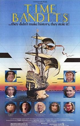 Time Bandits / Bandits, bandits (1981)