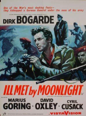 Ill Met by Moonlight / Intelligence service (1957)