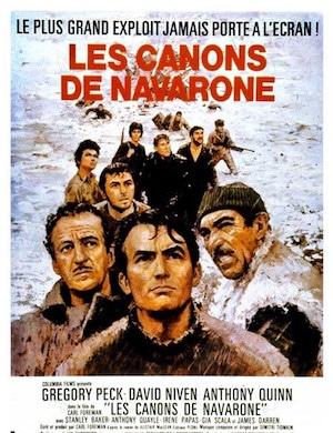 The Guns of Navarone / Les canons de Navarone (1961)