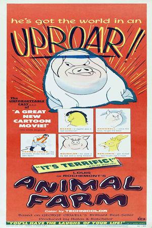 Animal Farm / La ferme des animaux (1954)