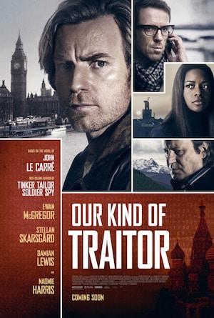 Our Kind of traitor / Un traître idéal (2016)
