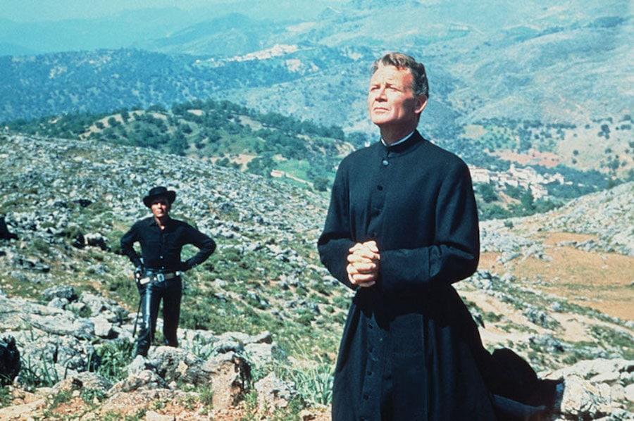 The Singer Not the Song /  Le cavalier noir (1961)