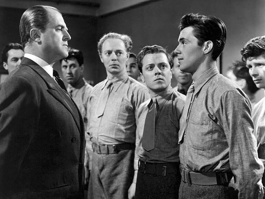Boys in Brown (1949)