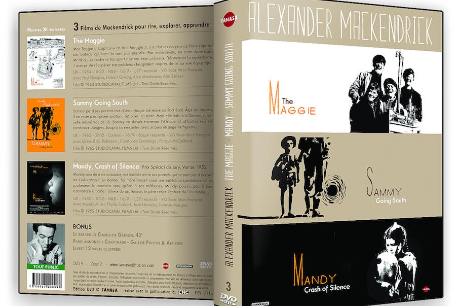 Coffret spécial Alexander Mackendrick