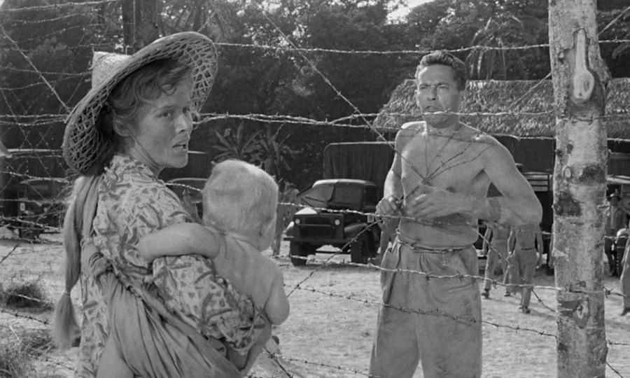 A Town like Alice / Ma vie commence en Malaisie (1956)
