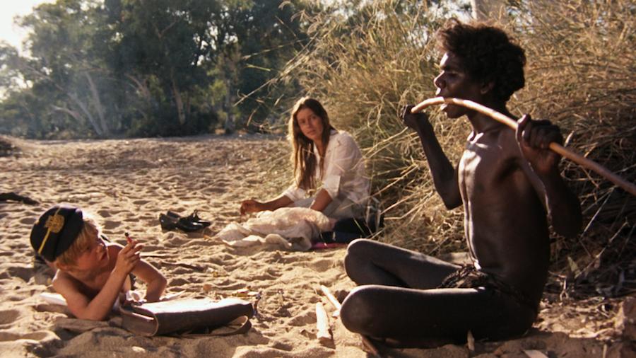 Walkabout / La randonnée (1971)
