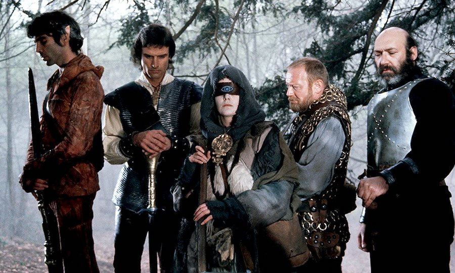 Hawk the Slayer / Voltan le barbare (1980)