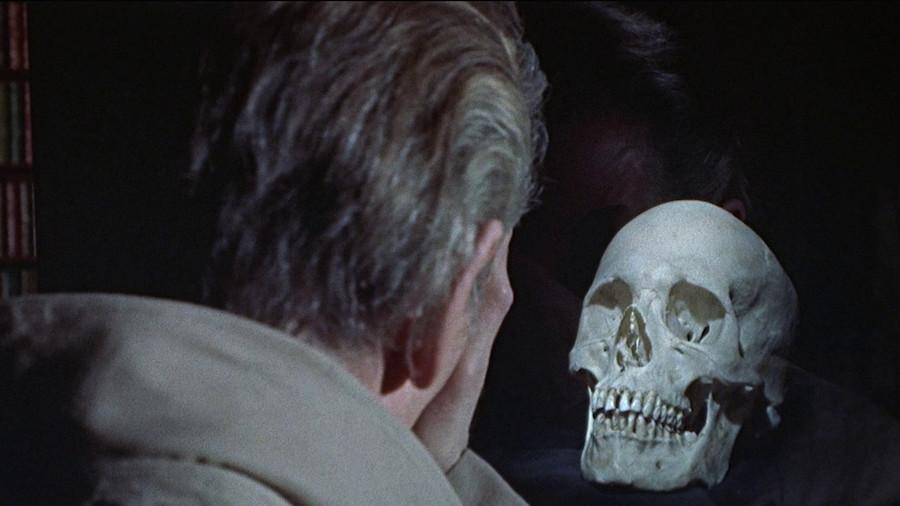 The Skull / Le crâne maléfique (1965)
