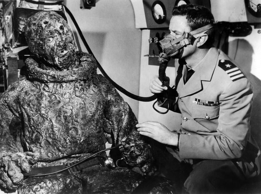 First Man Into Space / Le pionnier de l'espace (1959)