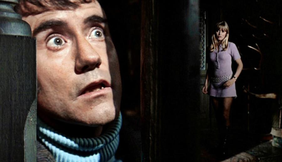 Fright / La peur (1971)