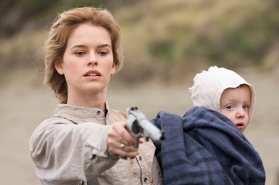 The Stolen / Lady Gun Fighter (2017)