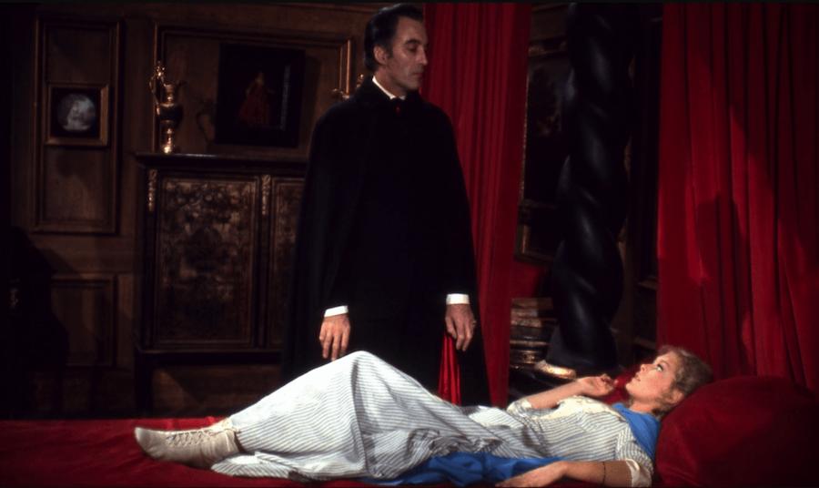 Les cicatrices de Dracula (1970)