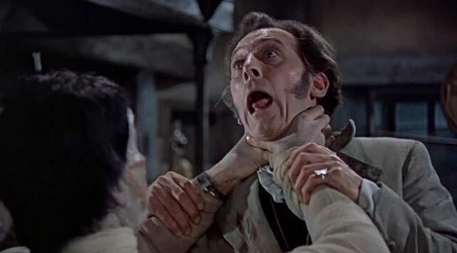 The Curse of Frankenstein / Frankenstein s'est échappé ! (1957)