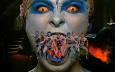 The Lair of the White Worm / Le repaire du ver blanc (1988)