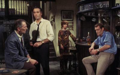 Night of the Big Heat / La nuit de la grande chaleur (1967)
