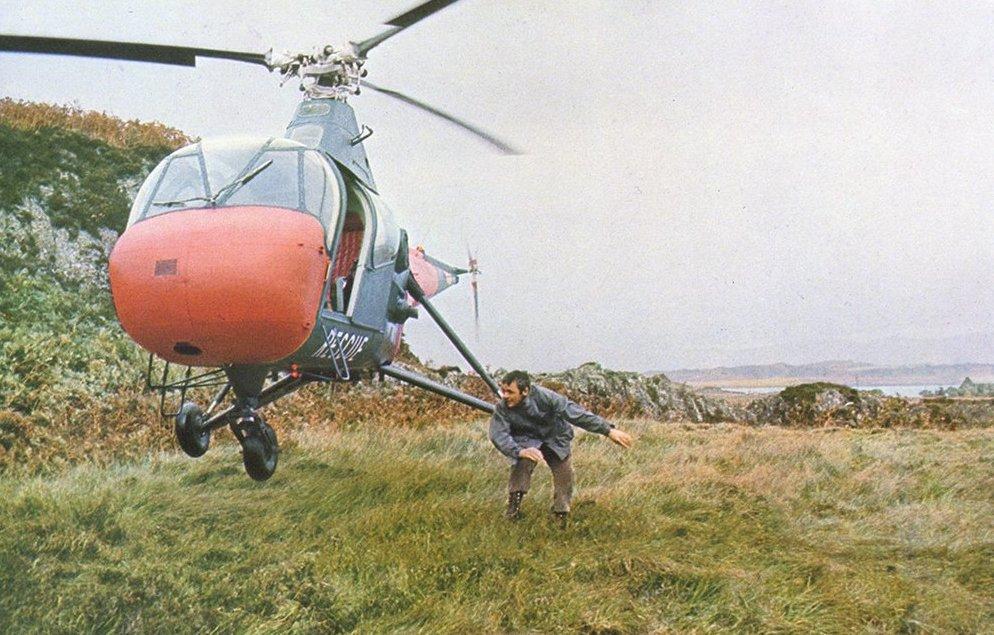 When Eight Bells Toll / Commando pour un homme seul (1971)
