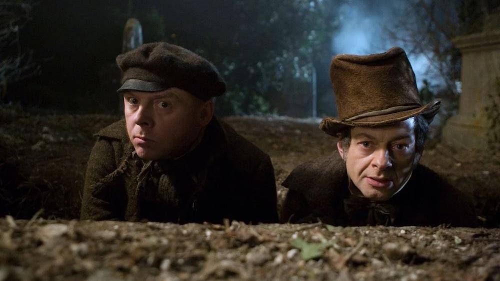 Burke and Hare /  Cadavres à la pelle (2010)