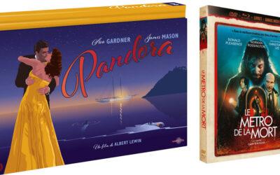 Sorties françaises DVD et blu-ray de l'automne 2021