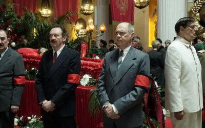 The Death of Stalin / La mort de Staline (2017)