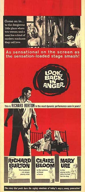 Look Back in Anger / Les corps sauvages (1959)
